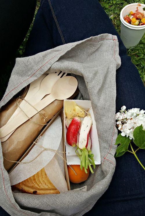 Academy france picnic food