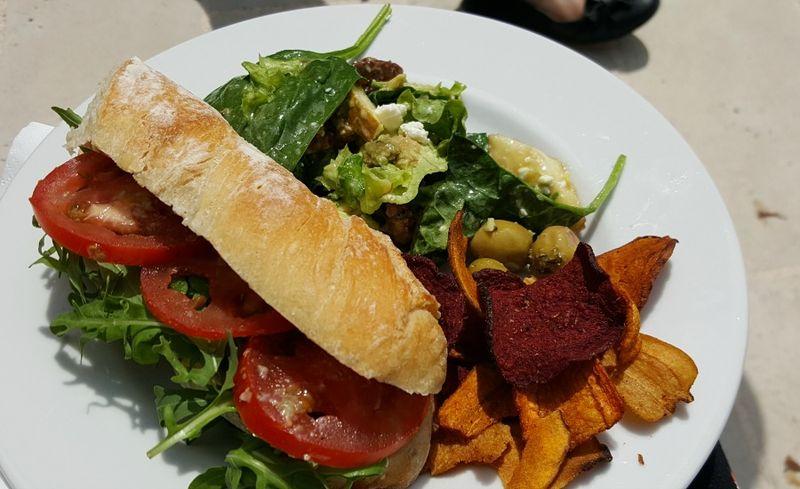 Academy france sandwich