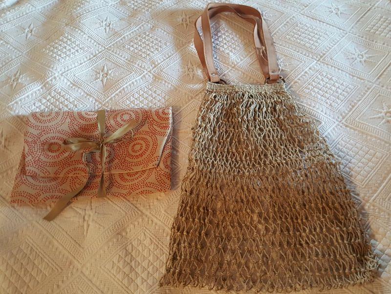 Academy france net bags
