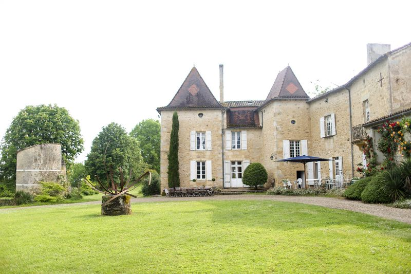 Academy france chateau by shannon