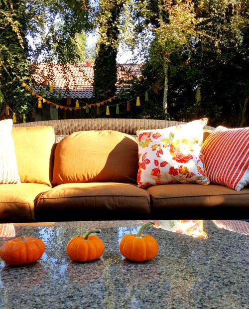 Relief society sandi pumpkins