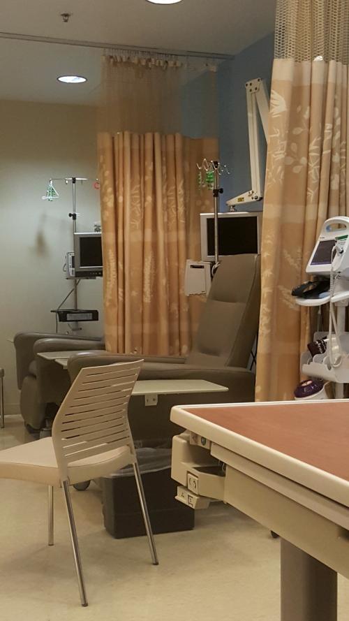Cancer waiting room bone