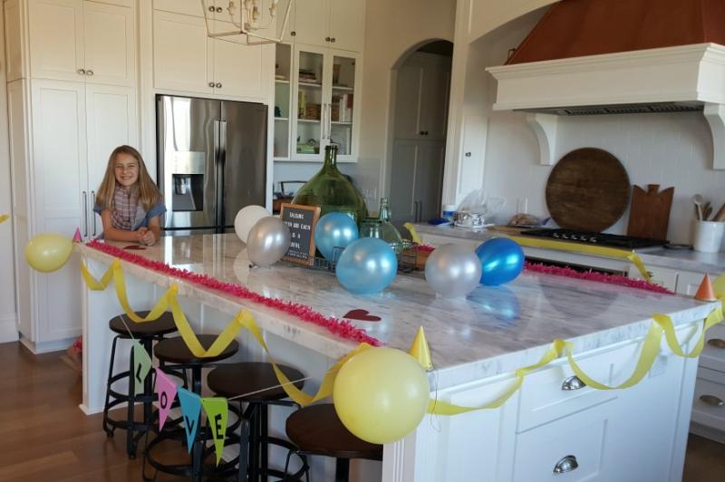 Anna love party