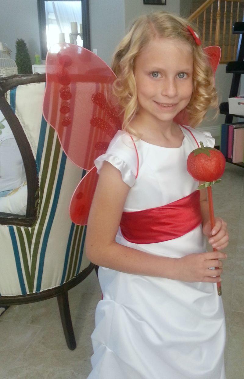 Carlee tomato side
