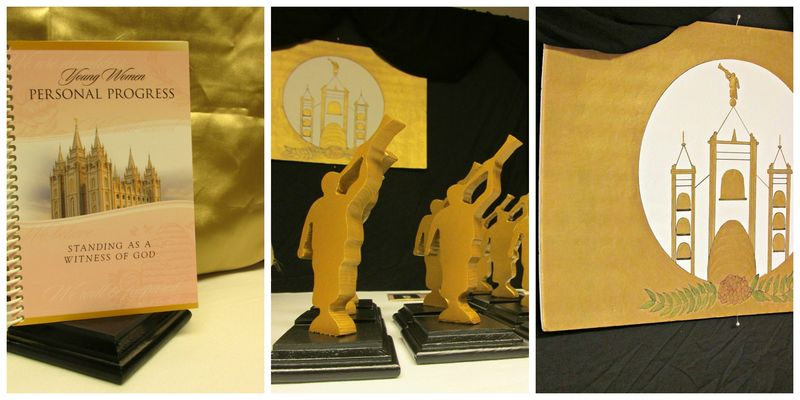 Personal Progress awards show Collage