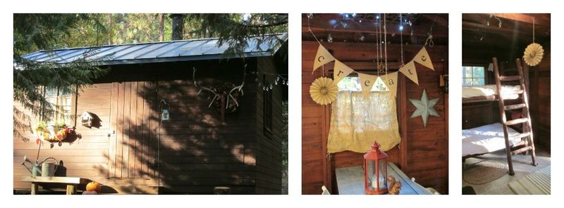 Fall bunkie Collage