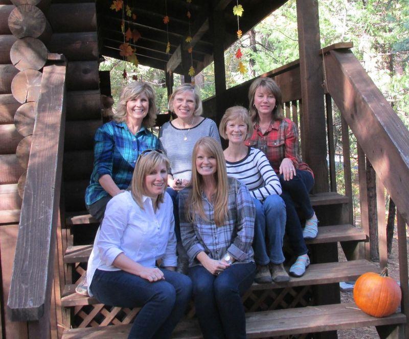 Enchanted fall gathering girls 2