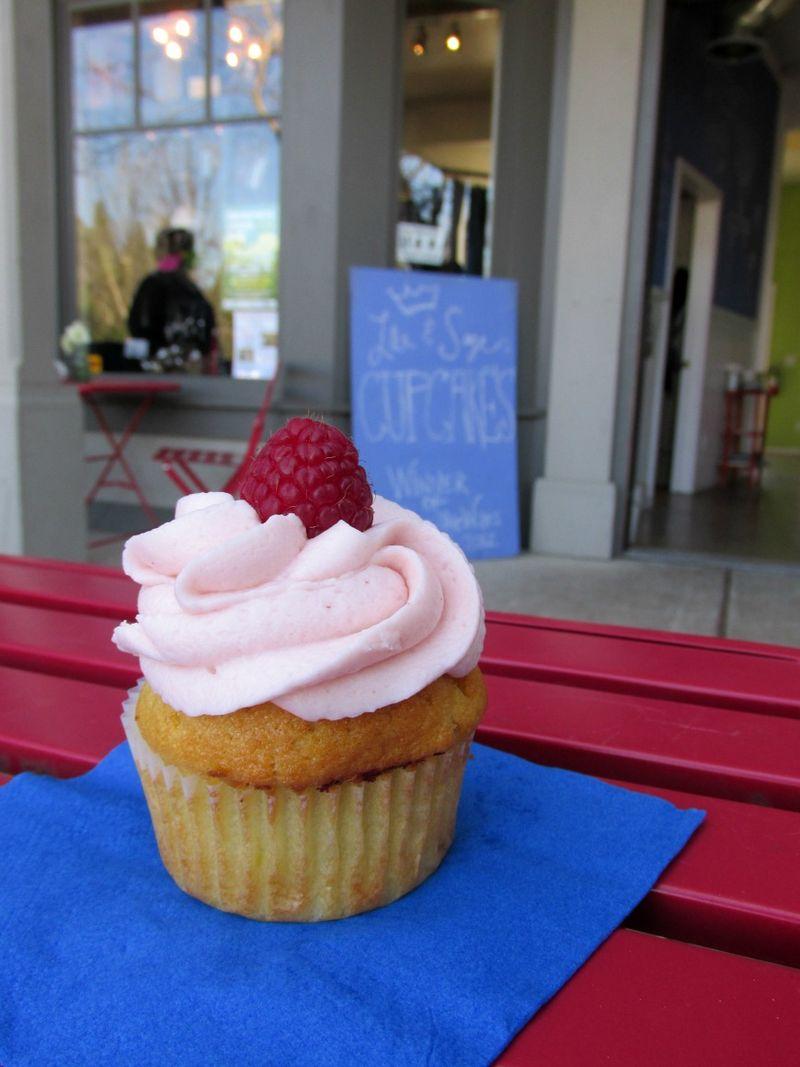 Cupcake break