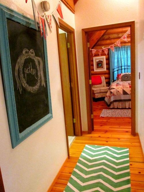 Cabin nest room