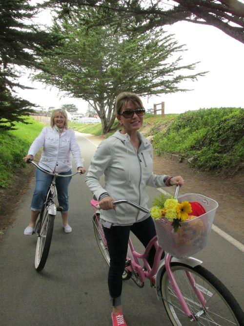 Bike adventure sandi
