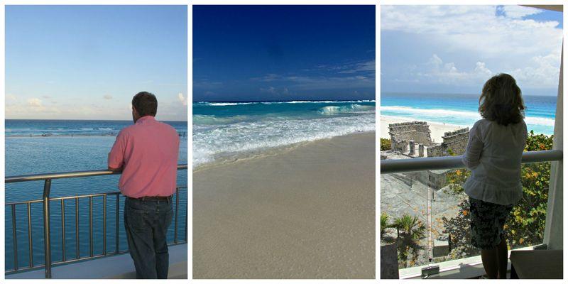 Cancun mexico westin  Collage