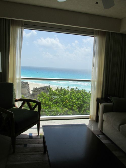 Westin our room cancun