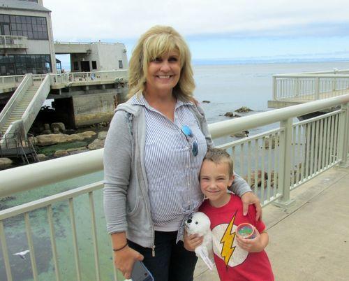 Monterey nick and me