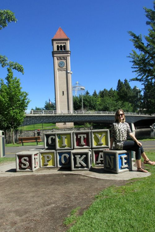 Spokane blocks shannon