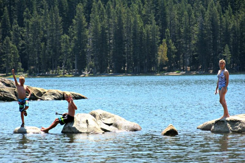 Alpine Lake boys and Shannon 2