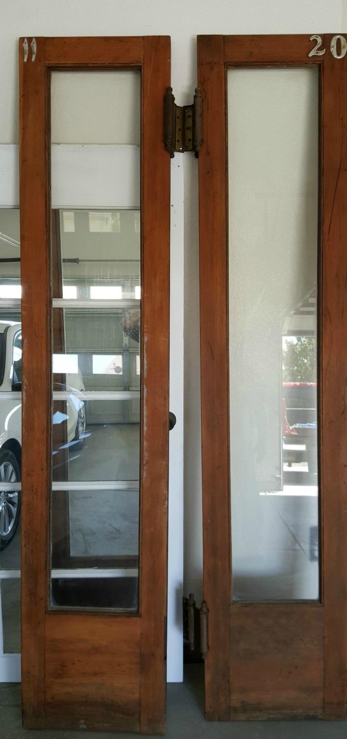 Poppy hill antique  doors front