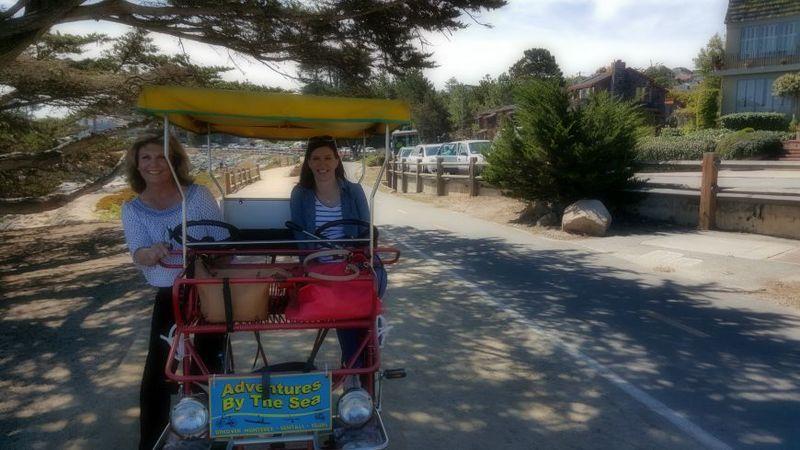 Sunshine & Saltwater bike
