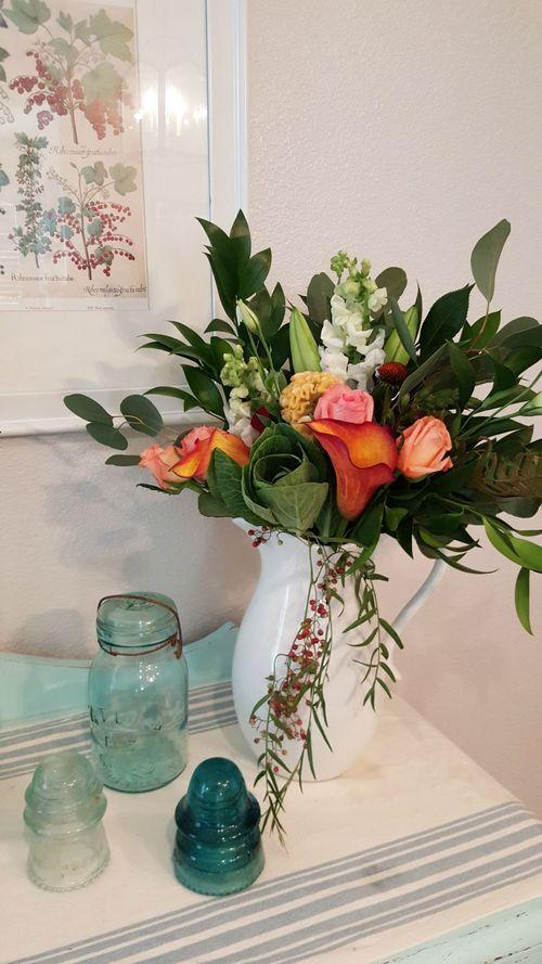 Farmgirlflowers vase
