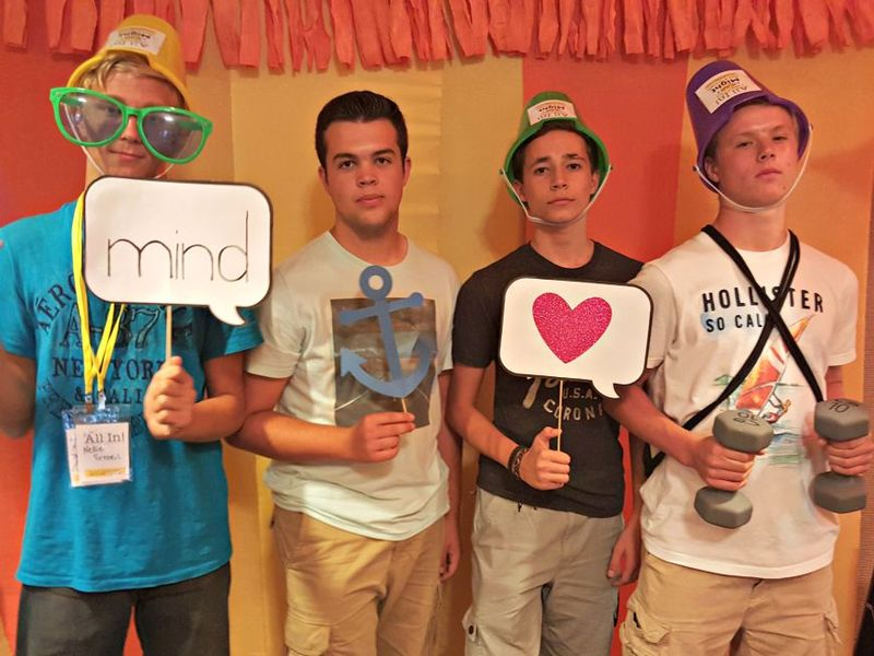 All in guys photo booth