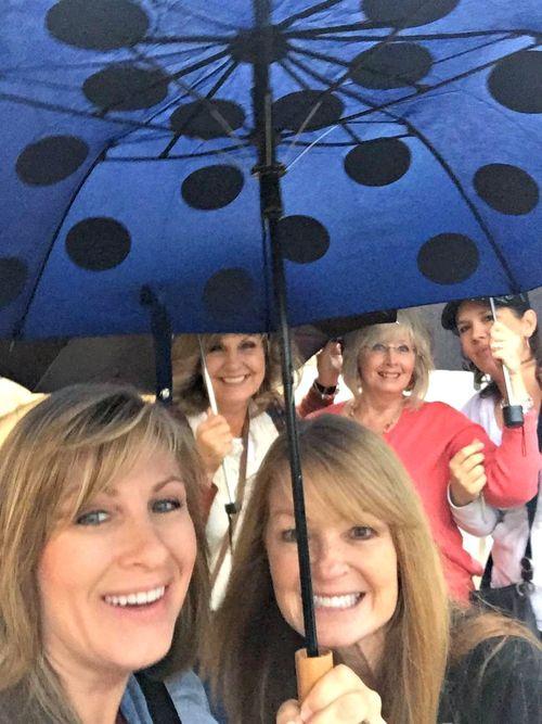 Magnolia- us umbrella