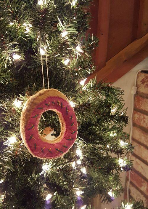 Cabin nov 2015 Anna ornament