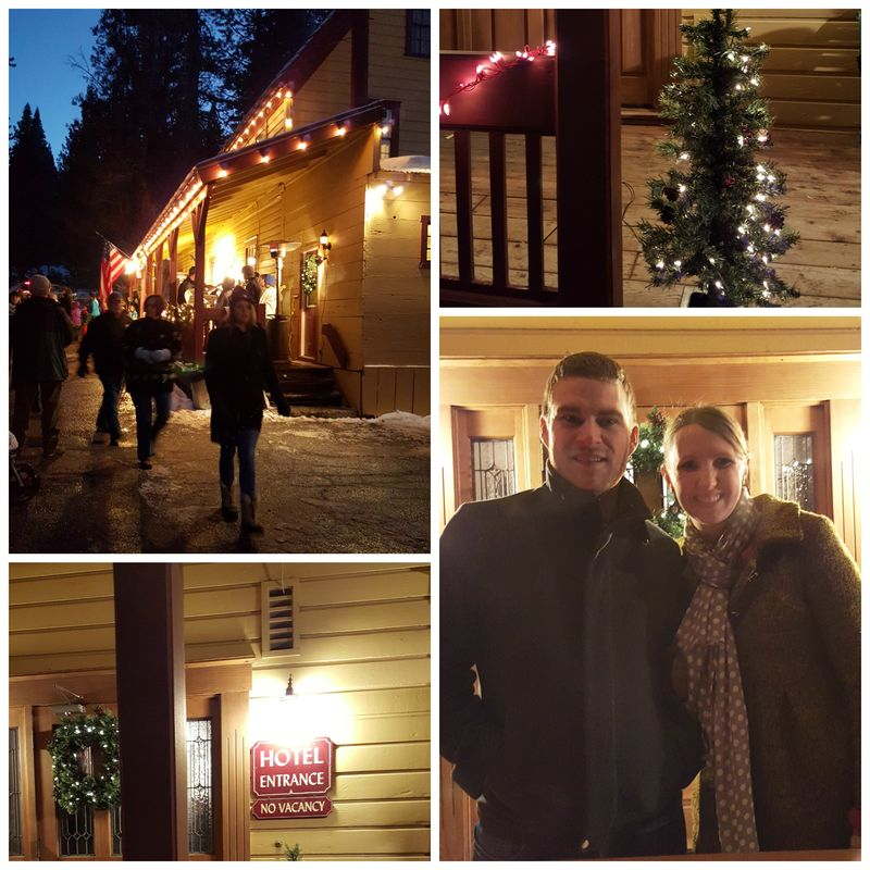 Cabin nov 2015 hotel Collage