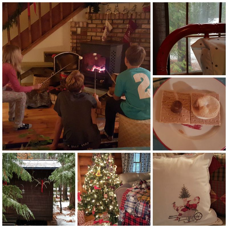 Cabin dec 2015 Collage