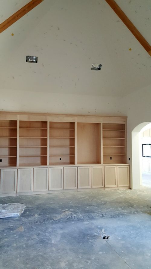 Poppy hill bookcases