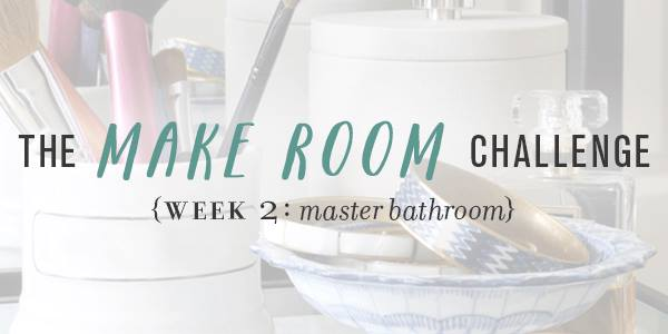 Themakeroomchallenge week 2