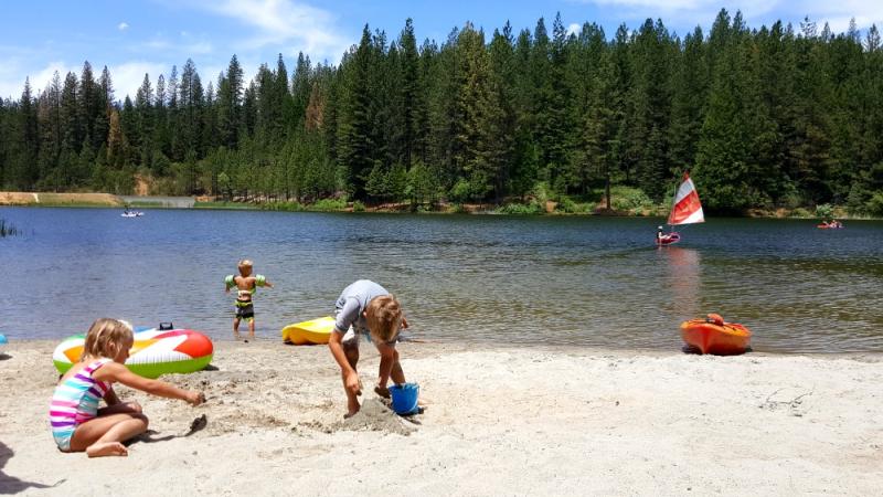 Cabin may 2016 white pine lake