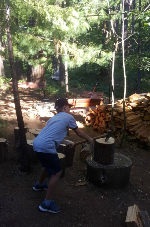Shannon cabin payton wood
