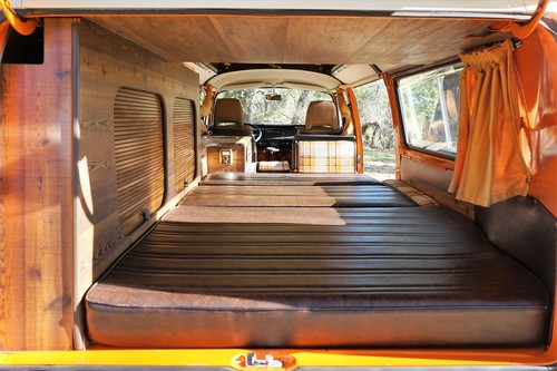 Vwcalifornia dream orange inside