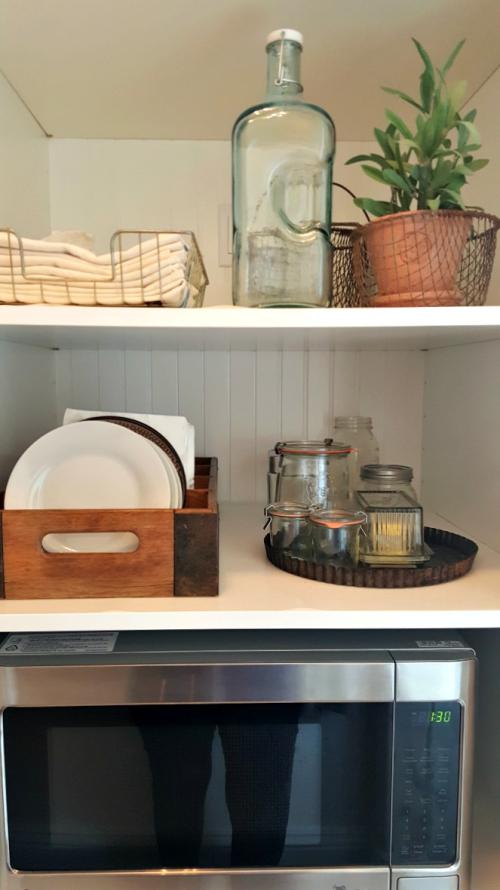 Poppy hill pantry microwave