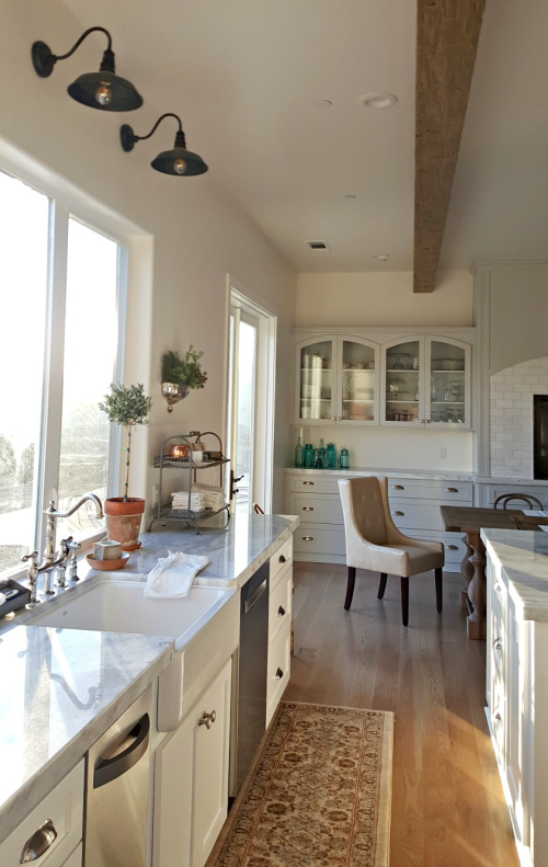 Poppy hill kitchen sunlight