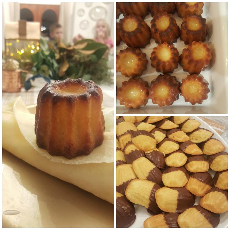 Thanksgiving 2016 sams desserts