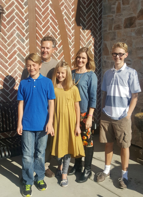 Thanksgiving 2016 shannon family