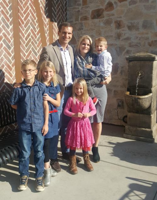 Thanksgiving 2016 sams family