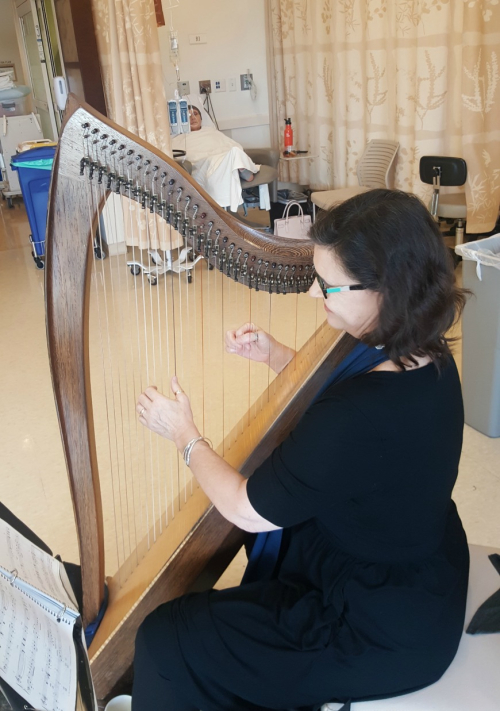 Cancer harp