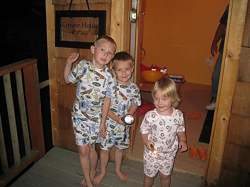 Conner, Payton and Anna