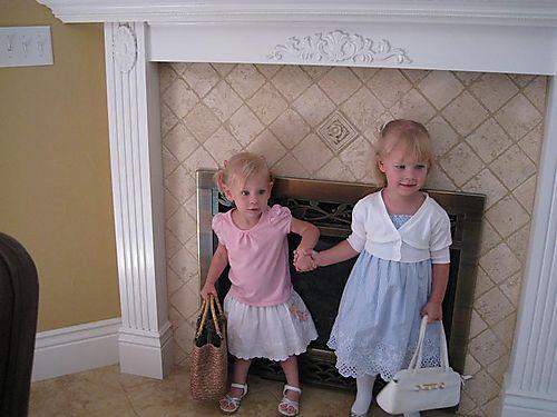 Carlee and Anna