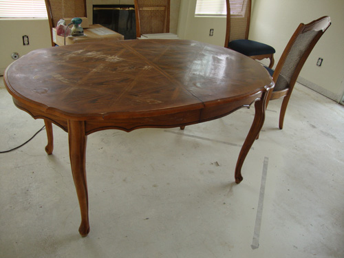 """Table- """"Before"""""""