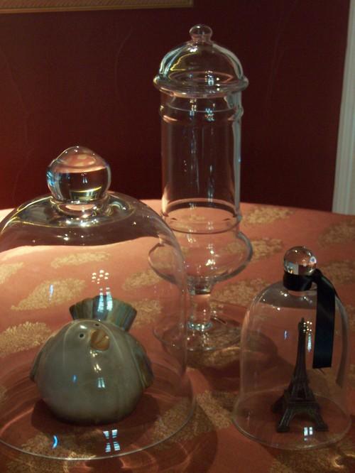 Apothecary Jars etc.