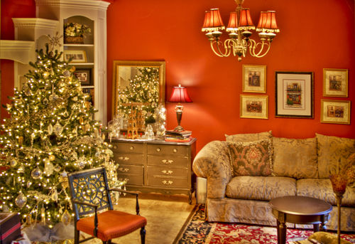 Living Room- December 2008