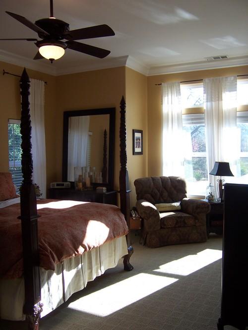 Master bedroom 2008