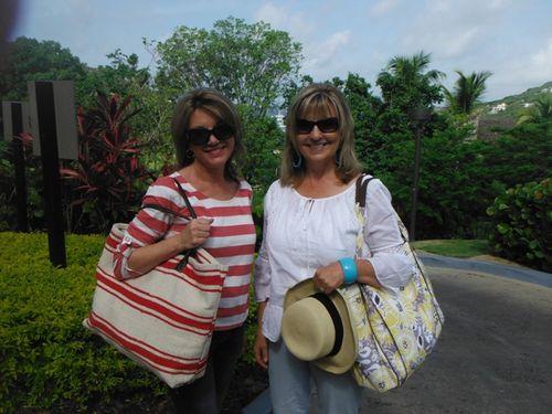 Sandi and Teresa