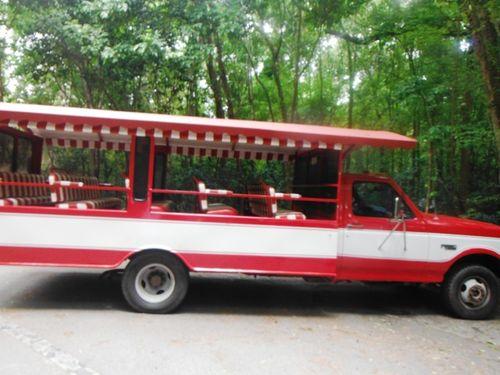 tourist ride